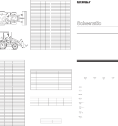 416c 426c and backhoe 436c loader electrical system schematic [ 5011 x 2980 Pixel ]