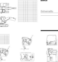 320c excavator electrical system [ 5334 x 2866 Pixel ]