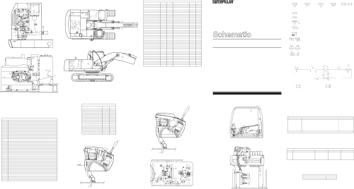 small resolution of 320c excavator electrical system