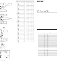 320b u excavator electrical schematic akashi used in service manual senr9240 2000 caterpillar [ 5125 x 3005 Pixel ]
