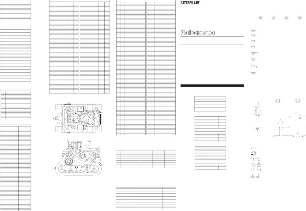 medium resolution of schematic d9r track type tractors with 3408e engine electrical system