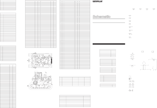 small resolution of schematic d9r track type tractors with 3408e engine electrical system