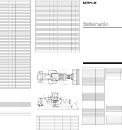 980g wheel loader electrical system schematic [ 5107 x 2997 Pixel ]