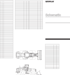 950g and 962g series ii wheel loader electrical system cat wheel loader wiring diagrams [ 5037 x 2771 Pixel ]
