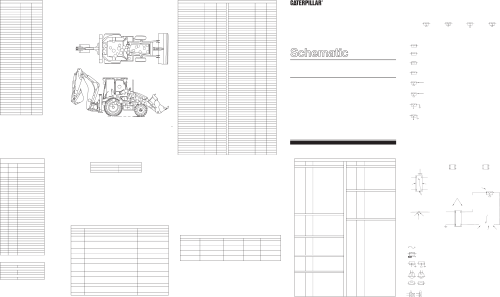 small resolution of 416c 426c and 436c backhoe loader electrical system schematic s n
