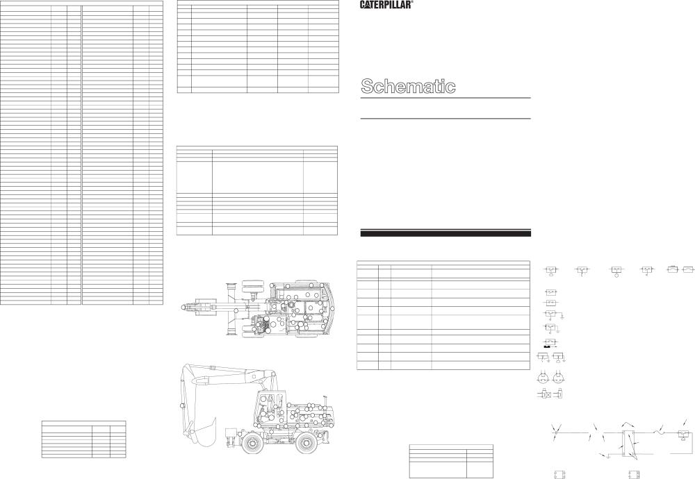 medium resolution of m318 wheeled excavator electrical schematic service manuals senr6254 senr1690