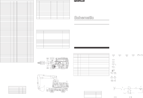 small resolution of m318 wheeled excavator electrical schematic service manuals senr6254 senr1690