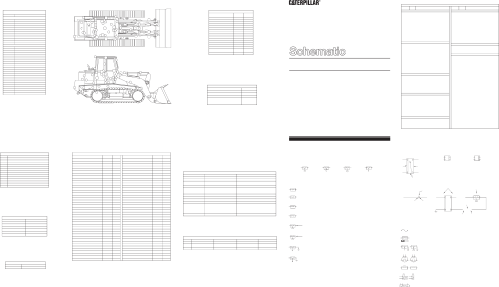 small resolution of 953c track type loader electrical system schematic cat machines 953c track type loader electrical system schematic