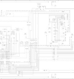 416 426 436 bhl electrical system schematic cat machines electrical schematic [ 3936 x 2404 Pixel ]