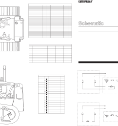 schematic for d6h series ii tractor electrical system [ 5192 x 2884 Pixel ]