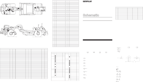 small resolution of 627e tractor electrical system schematic 1990 caterpillar