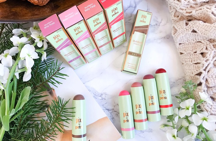 Pixi Beauty MultiBalms | Review and Swatches