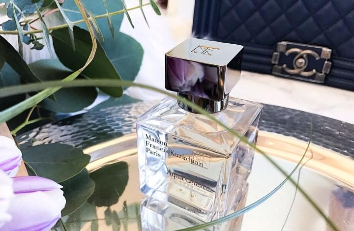 Uplift Your Spirits with Maison Francis Kurkdjian Paris 'Aqua Celestia'