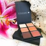 Effortlessly Elegant Makeup with Viseart Theory Minx Palette