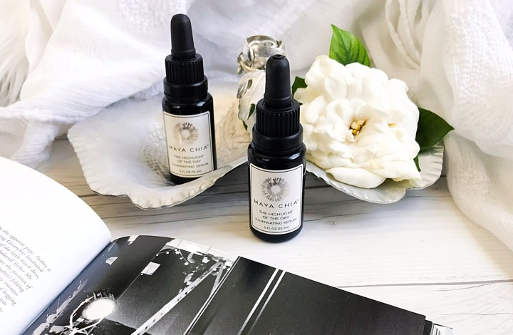 Updating Your Look with Maya Chia 'Highlight of The Day' Illuminating Serums