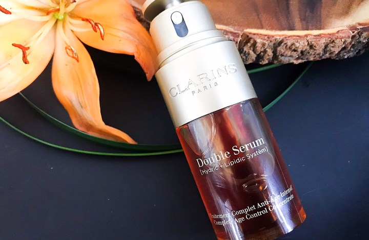 Clarins Double Serum… The Next Generation Age Control Concentrate