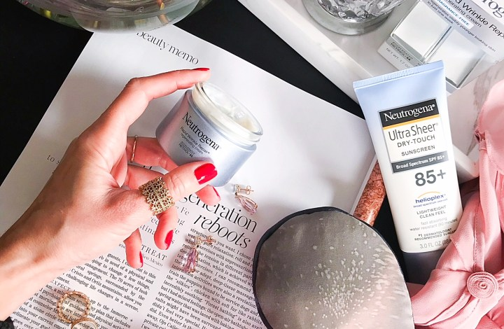 Sharing My Skincare Journey and A Budget Buy | Neutrogena Rapid Wrinkle Repair Regenerating Cream