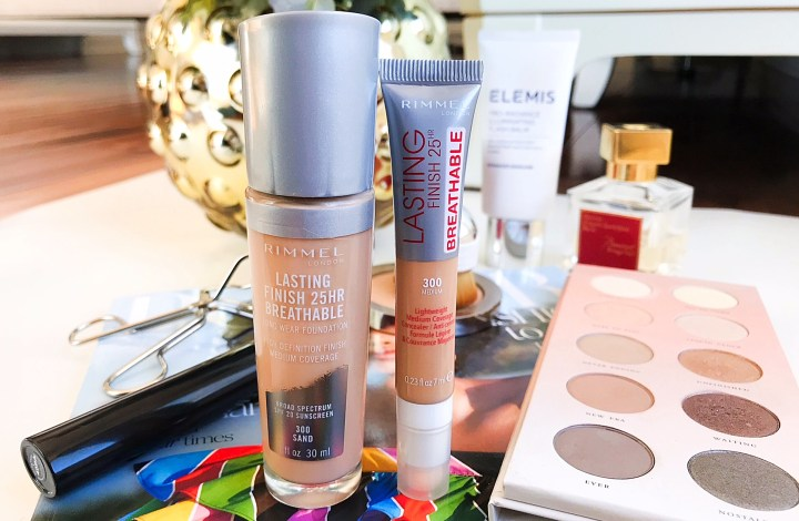 Budget Buy | Rimmel Lasting Finish Breathable Long Wear Foundation and Concealer
