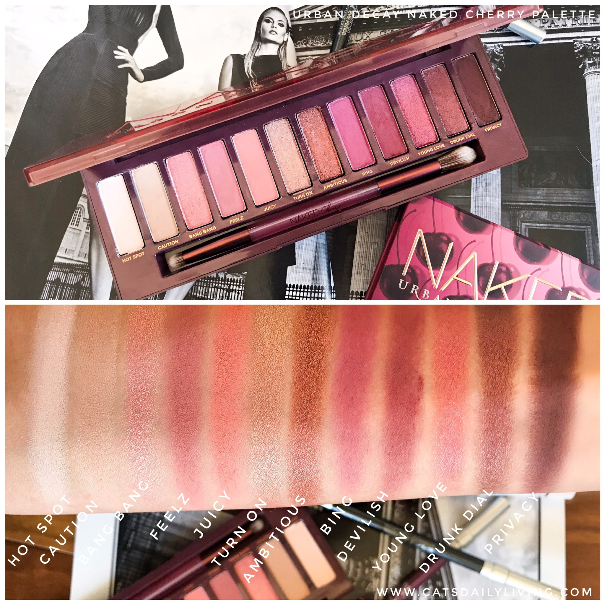 Naked Palette by Urban Decay #22