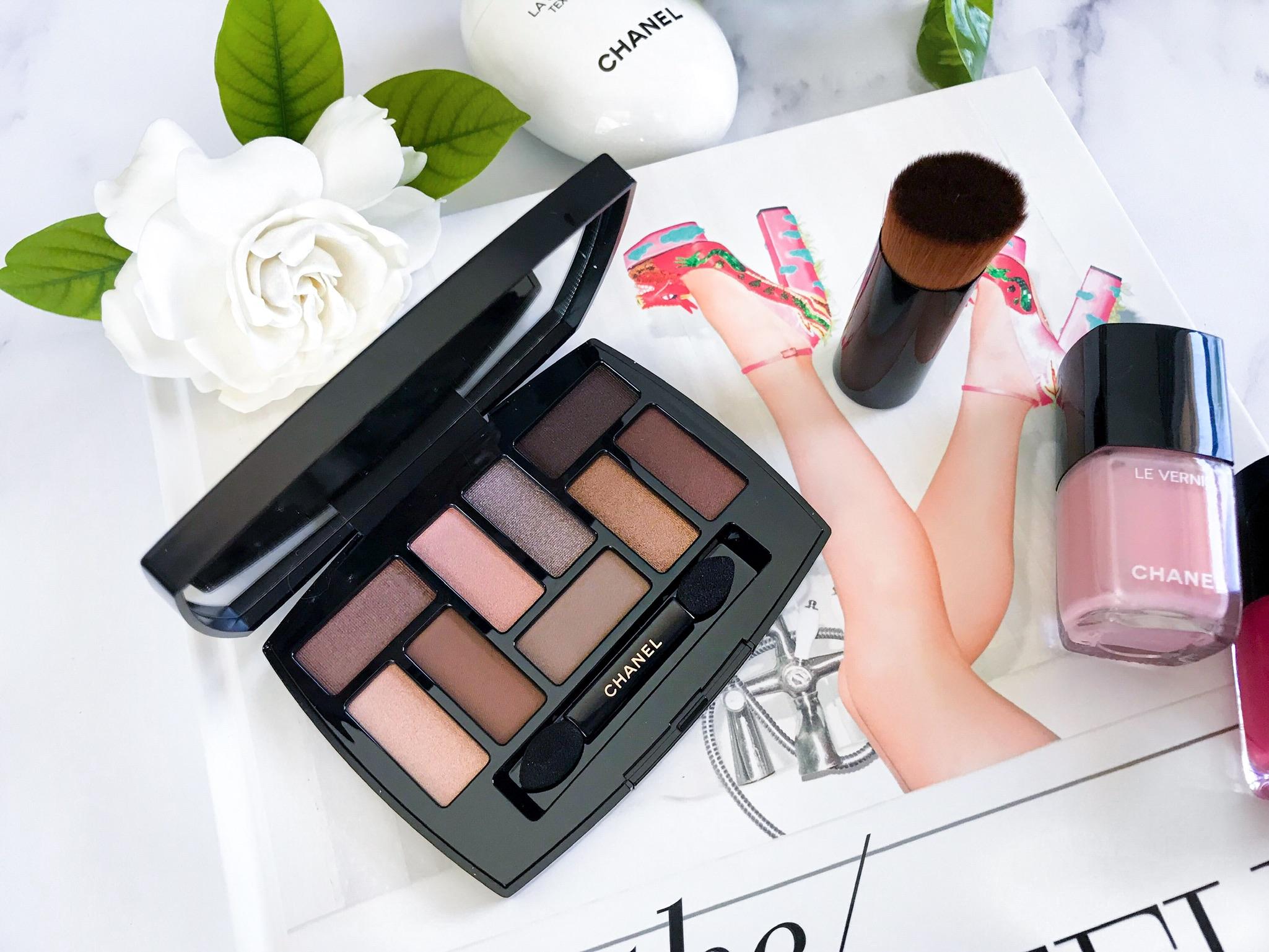 c2a3d74e2a The NEW Chanel Les Beiges Natural Eyeshadow Palette Les ...