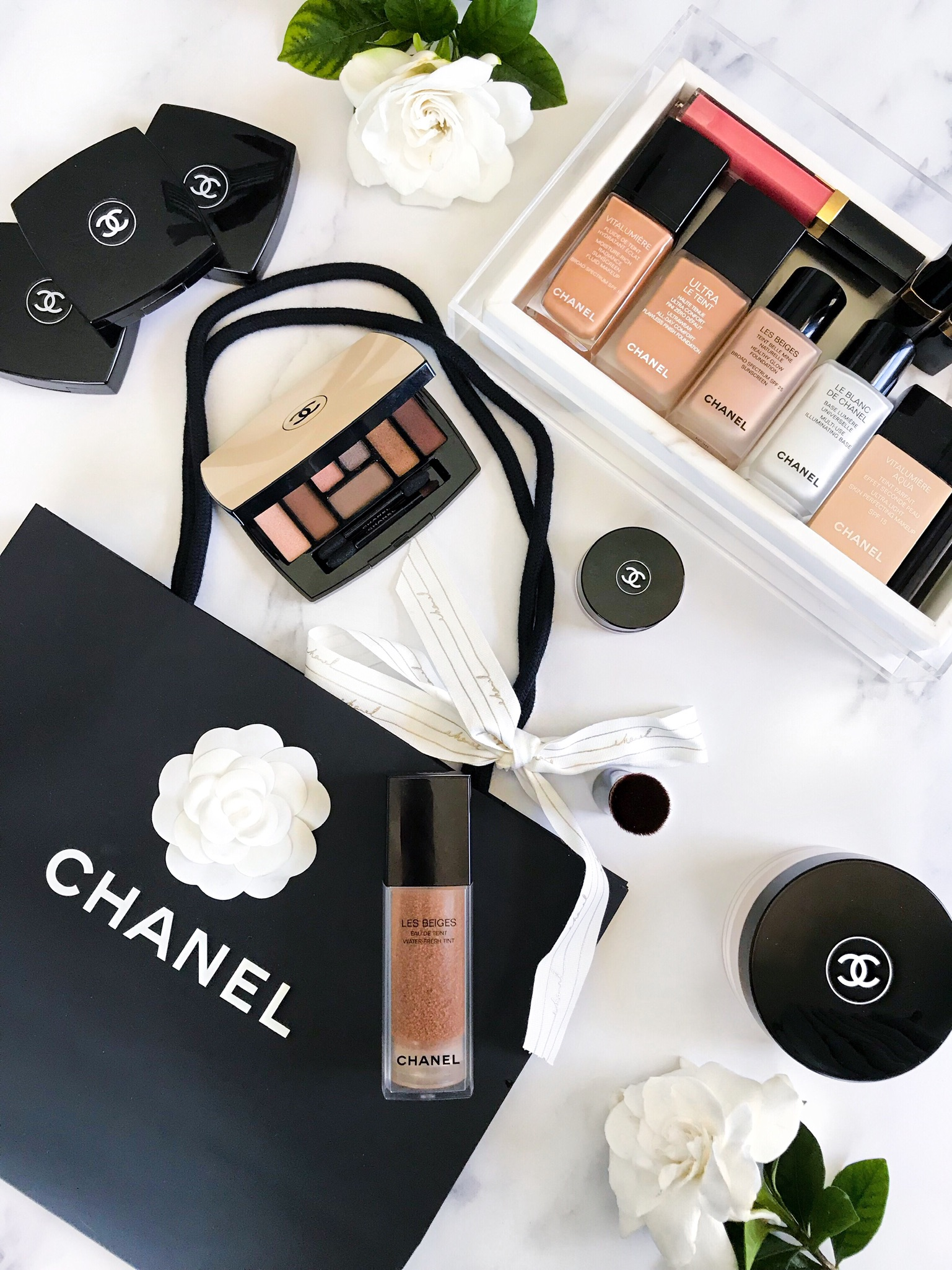 5937a1d192d8 Below is my review of the NEW Chanel Les Beiges Water-Fresh Tint. You can  find my review of the eyeshadow palette Chanel Les Beige Natural Eyeshadow  Palette ...