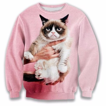 Gumpycatshirt Must have Pink Items for Cat Lady