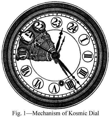 Standard of Time—The Twenty-Four O'Clock System