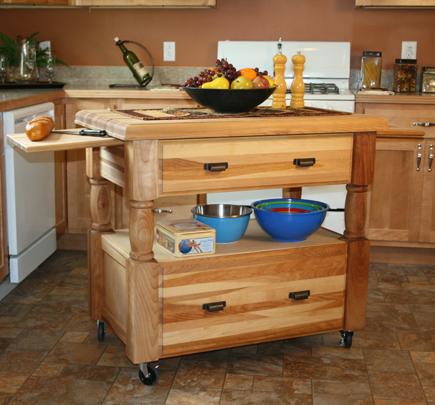 catskill craftsmen kitchen island app
