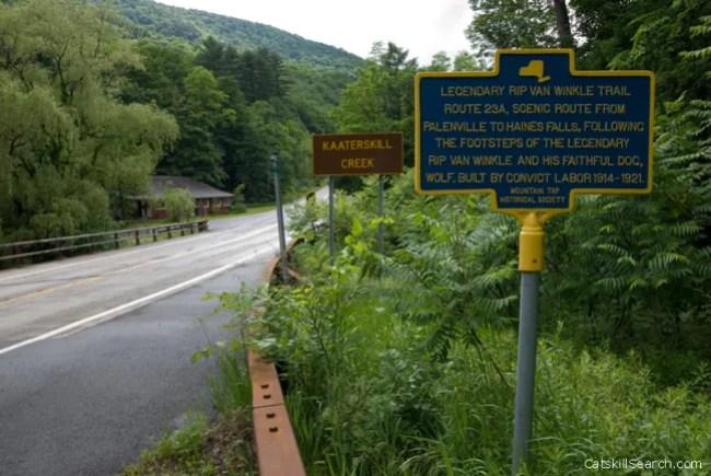 Rip Van Wrinkle Trail
