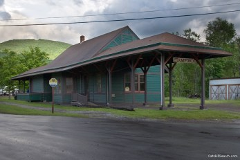 Stamford Railroad Station