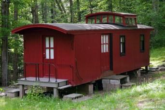 Ulster & Delaware Railroad Caboose
