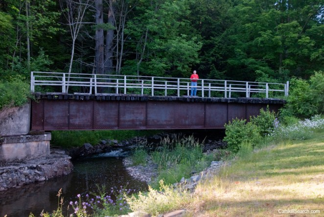 East Meredith Railroad Bridge