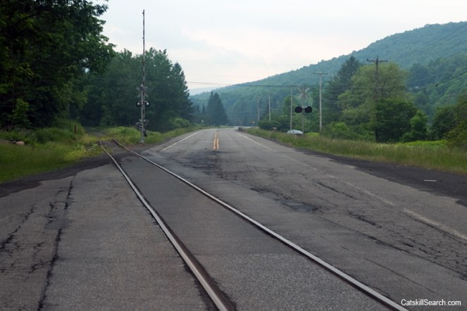 Route 30 Railroad Crossing