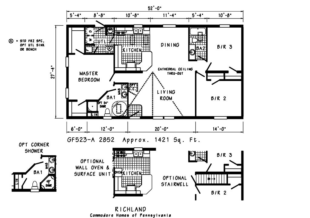 GF523A Details