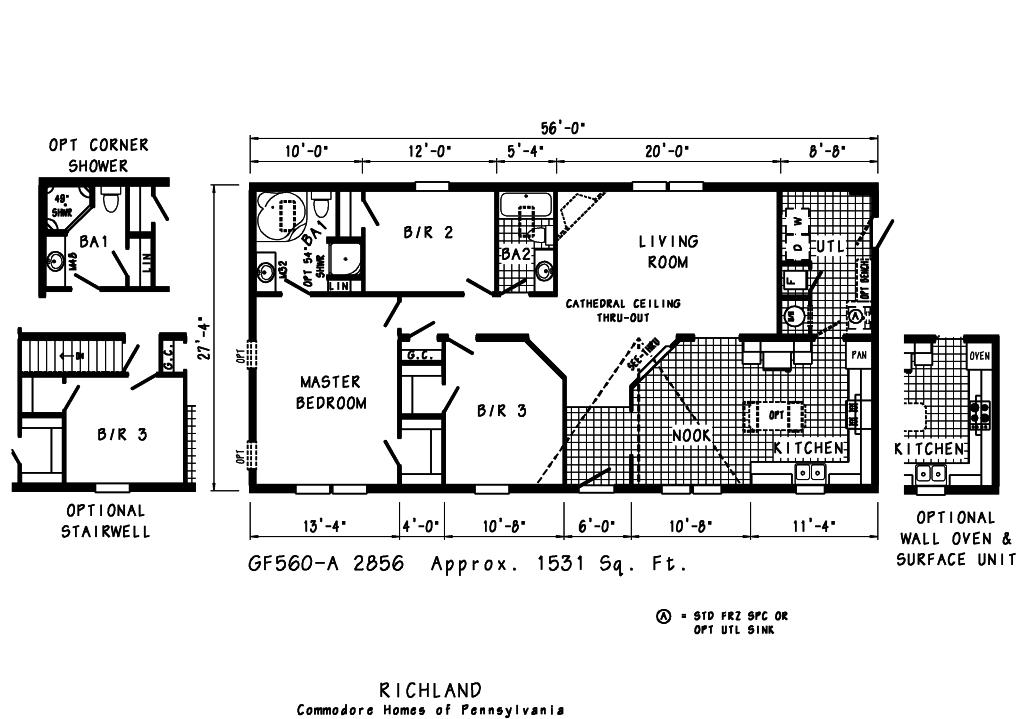 GF560A Details