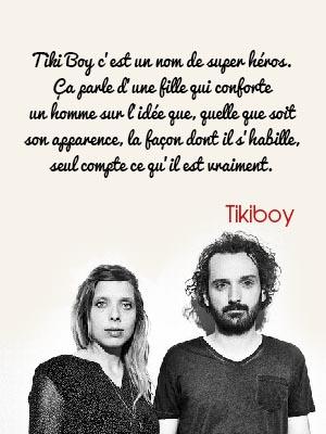 tikiboy paroles cats on trees