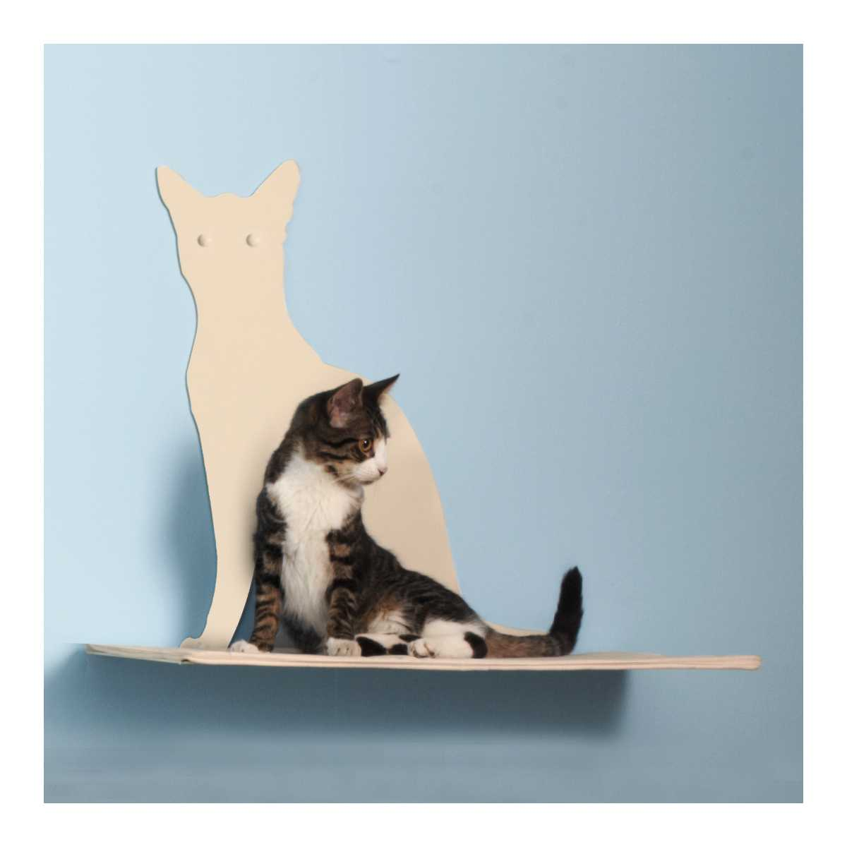 Cat Silhouette Cat Shelf  Perch  CatsPlay Superstore