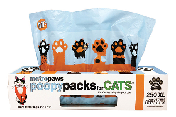 Poopy Packs for Cats