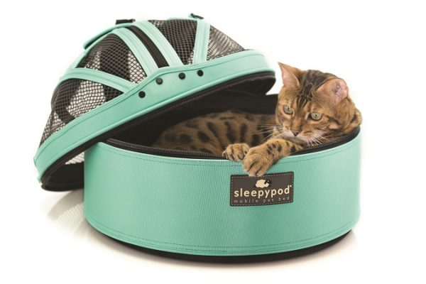 Sleepypod carrier