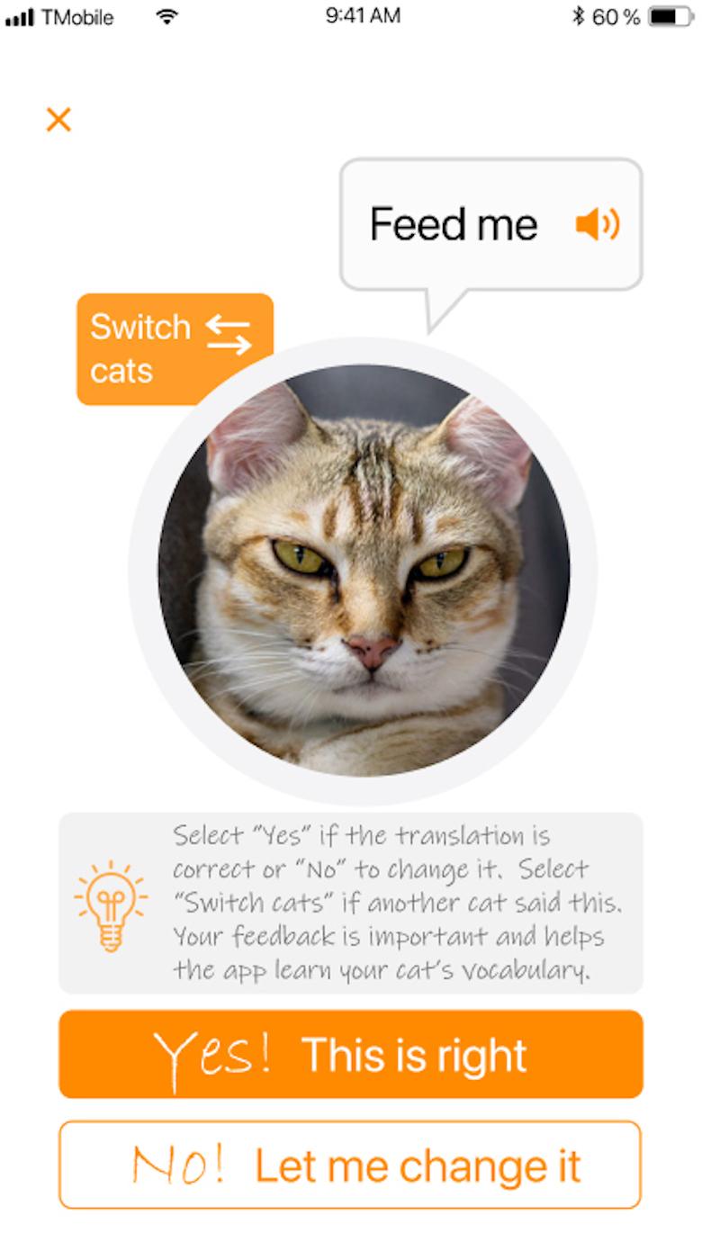 MeowTalk Screenshot 4