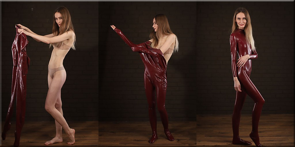 Cats first contact with Latex