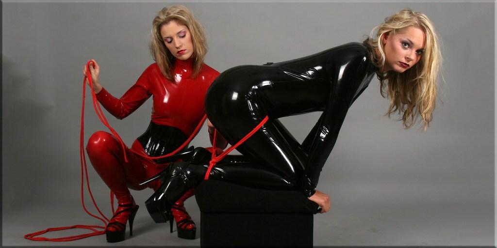 Suzi – Bondage