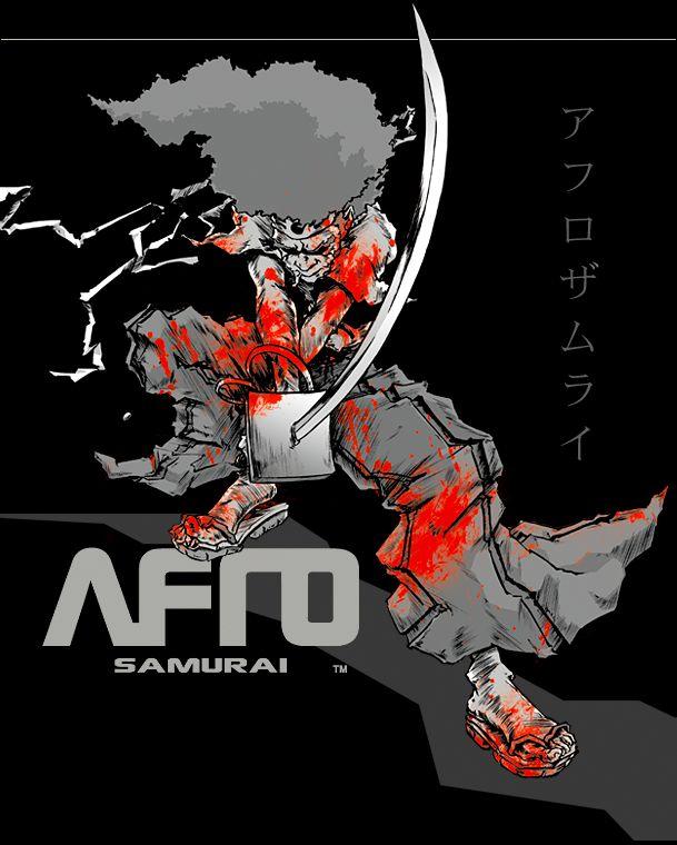 Afro Samurai Still