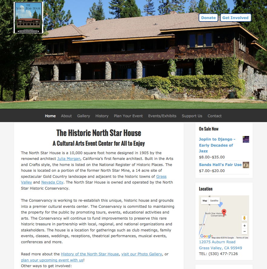 The North Star House