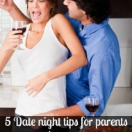 5 Date night tips for parents that won't break the bank