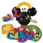 MICKEY MOUSE FLY 'N SLIDE CLUBHOUSE