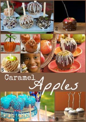 Recipes for Caramel Apple