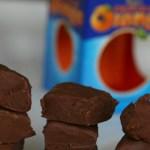 chocolate orange fudge Header