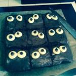 extra chocolatey brownies