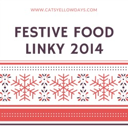 Festive Christmas food linky